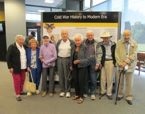Seniors visiting West Point